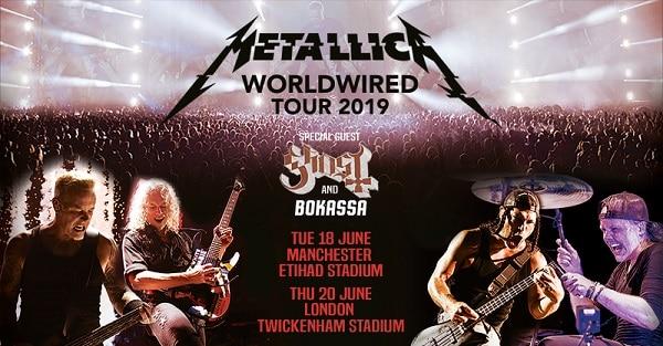 Metallica: Worldwired Tour