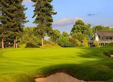 Mid-Surrey Golf Club in Twickenham