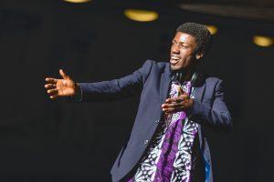 No Word Unspoken: an evening of spoken word with Bella Cox, Jolade Olusanya & The Repeat Beat Poet