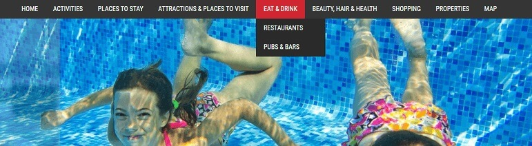 Drop Down menus Advertise with us What's on in Twickenham